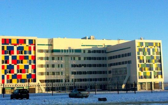 Районная поликлиника боровлян
