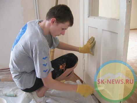 В Железноводске троим ветеранам сделают ремонт